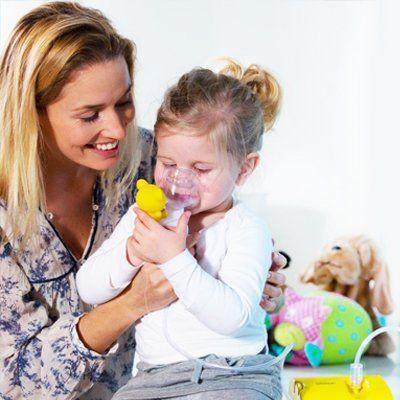 Для чего нужен детский ингалятор?