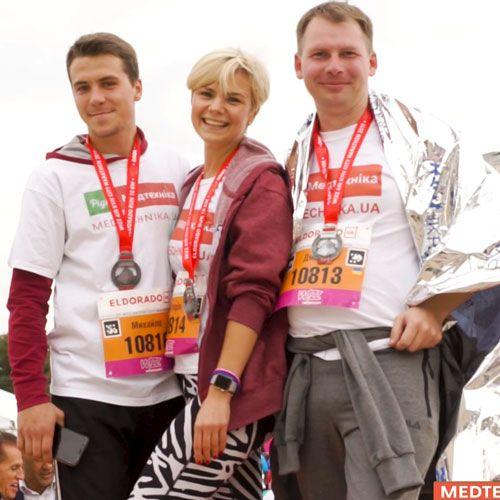 Wizz Air Kyiv City Marathon 2019
