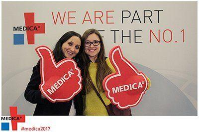 С 13 по 16 ноября в городе Дюссельдорф, Германия прошла крупнейшая выставка медицинского оборудования, технологий, лабораторной техники, диагностики, расходных материалов, ИТ в медицине MEDICA.