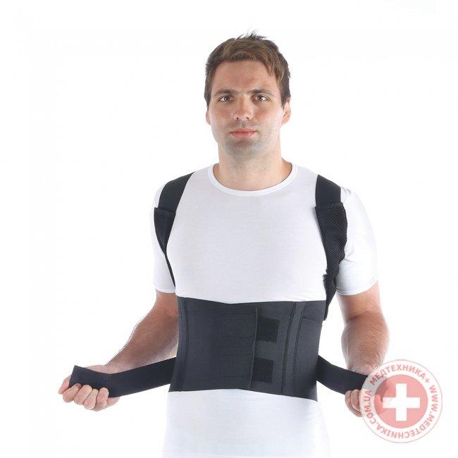 Как надевать корсет для спины