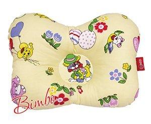 подушка ортопедическая бабочка для новорожденных