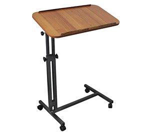 прикроватный столик с поворотной столешницей